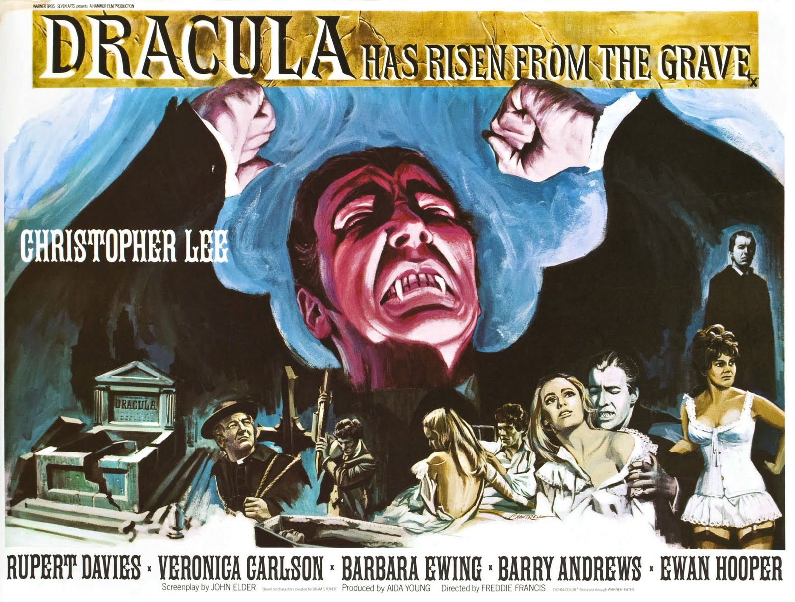 dracula has risen from the grave poster 07
