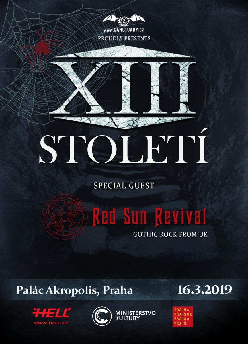 XIII. století, Red Sun Revival