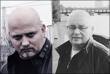 Claus Larsen a Kurt Grünewald Hansen