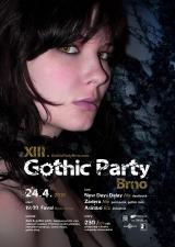 XIII.  Gothic Party Brno