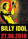 Billy Idol v Praze