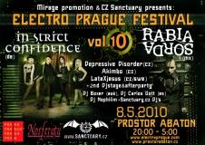 Electro Prague Fest 10