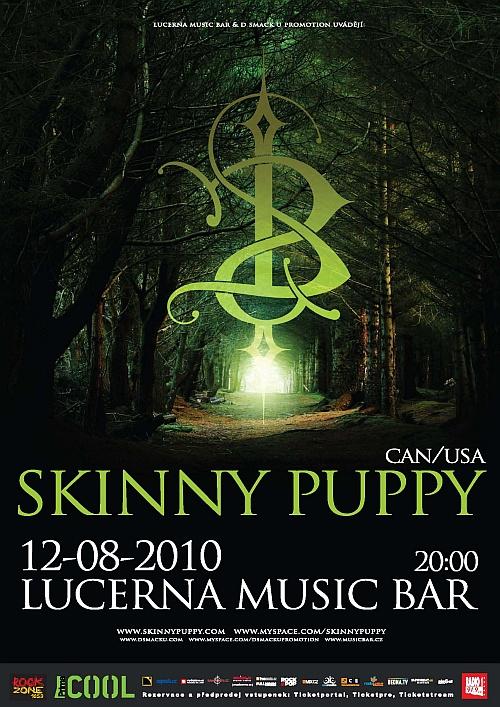 plakat Skinny Puppy
