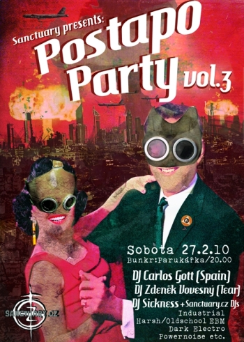 PostapoParty Vol. 3