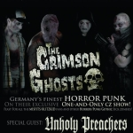 The Crimson Ghosts