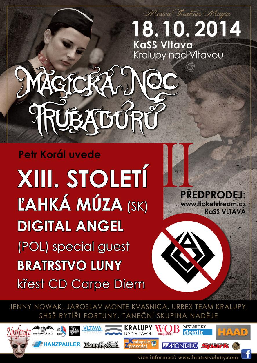 Magická noc trubadúrů II