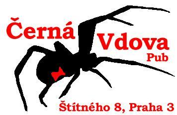 Černá Vdova logo