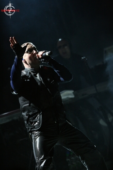 Front 242 na Castle Party 2009