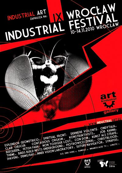 IX. Wroclav Industrial Festival