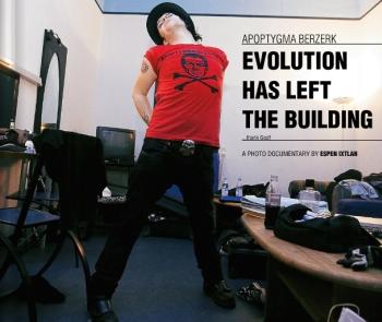 Apoptygma Berserk - The Evolution has left the Building...thank God