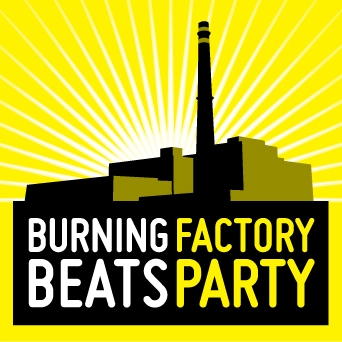 Burning Beats Factory Party