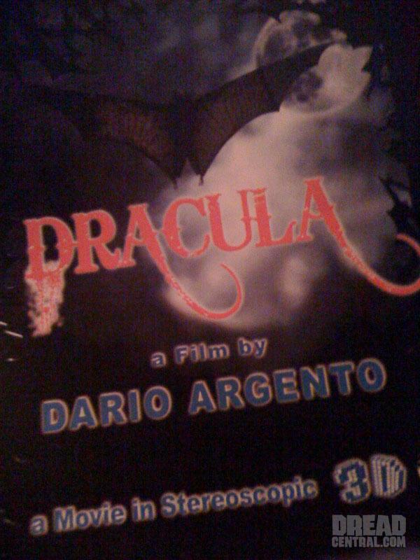 Dario Argento´s Dracula 3D