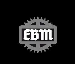 EBM logo - Out of Line