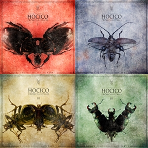 Hocico – Cronicas Letales I to IV