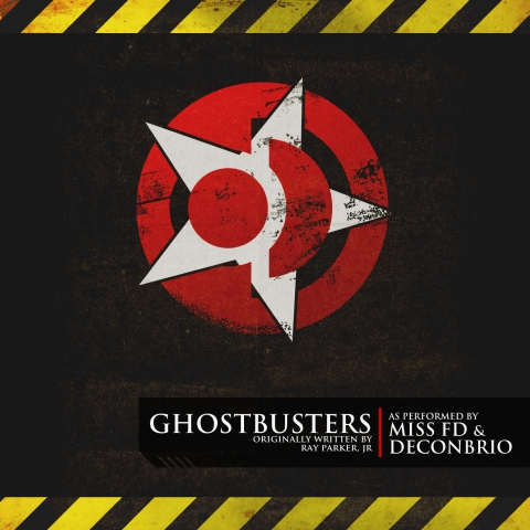 Miss FD a Deconbrio – Ghostbusters