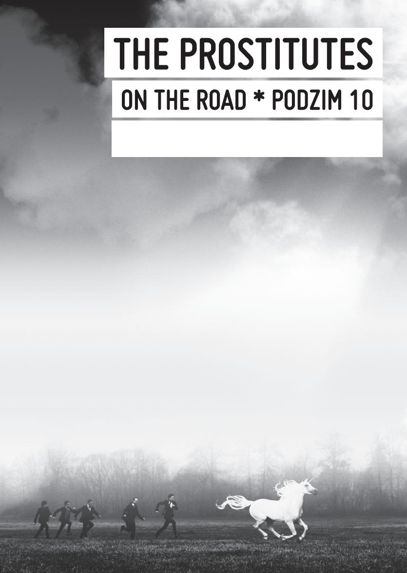 The Prostitutes – Podzim 10 tour