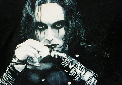 thecrow_lee