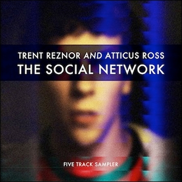The Social Network soundtrack obal