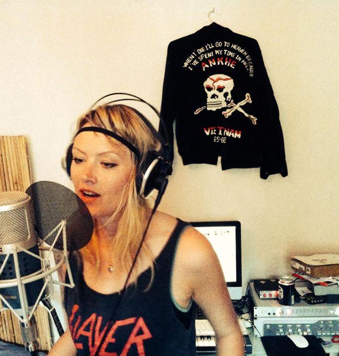 aliceinvideoland recording