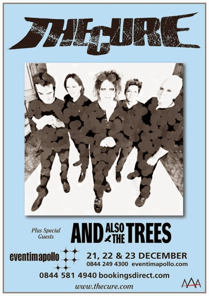 thecureandalsothetrees