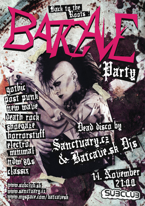 Batcave_Party_-_listopad_2009