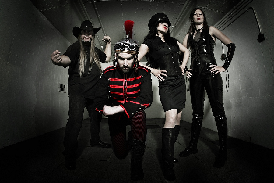 Deadcell_-_band_photo