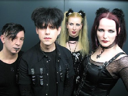 clan of xymox - band
