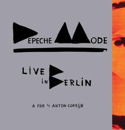 depeche mode live in berlin dvd