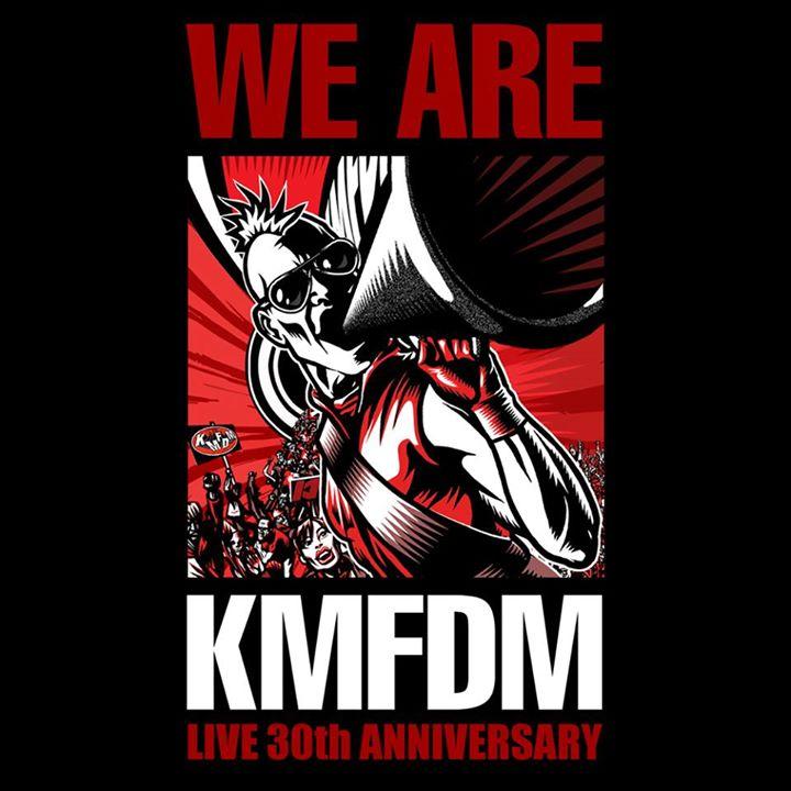 kmfdm - we are kmfdm cover