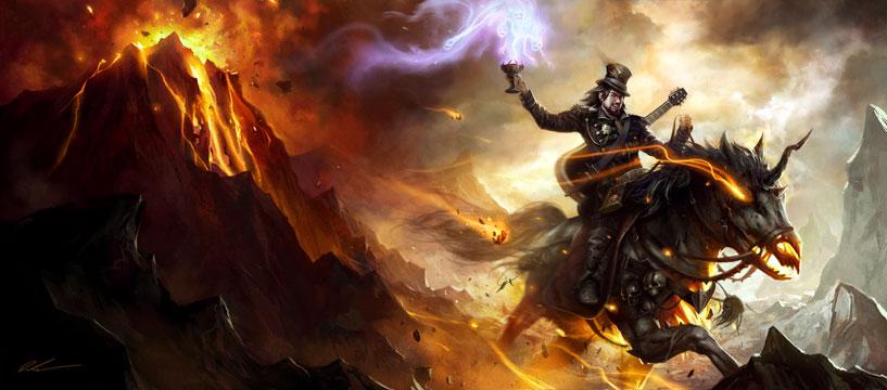 voltaire_-_riding_a_black_unicorn