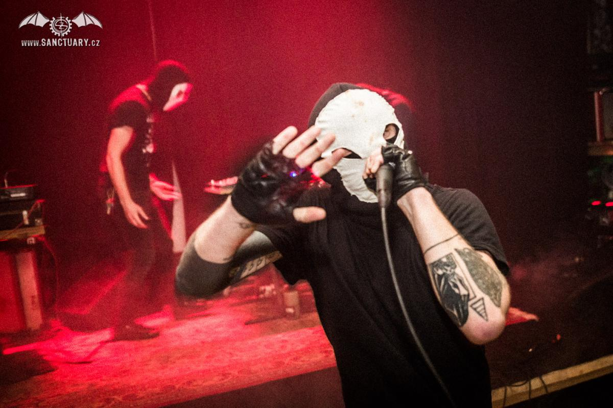 V0NT live in Klub Ujezd s Youth Code 2016