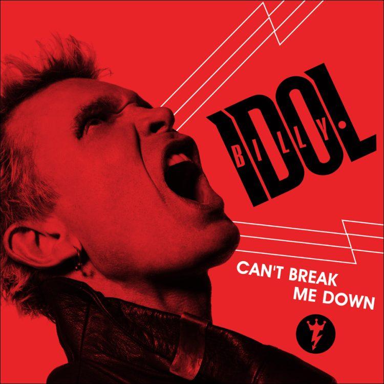 Billy Idol - Cant Break Me Down