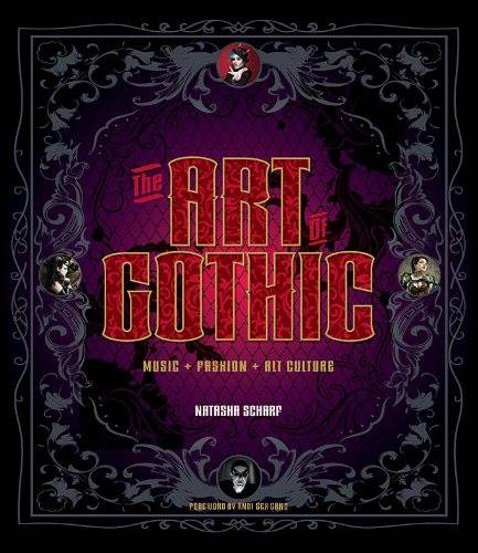 Natasha Scharf - The Art of Gothic
