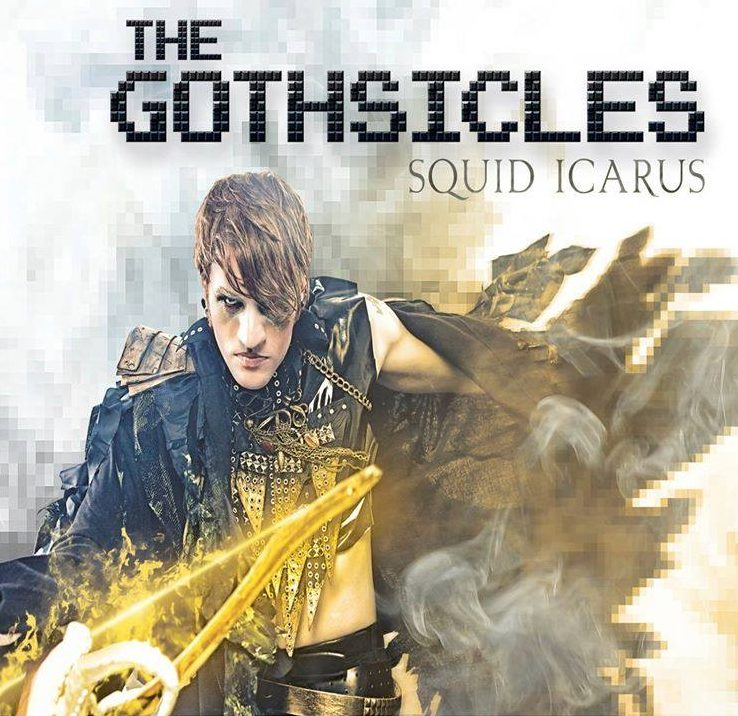 The Gothsicles - Squid Icarus 2
