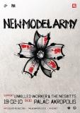 New Model Army v Praze
