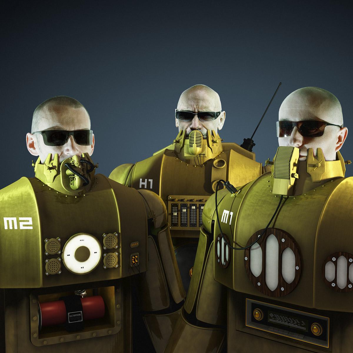 Die Alte Machinen – Promo