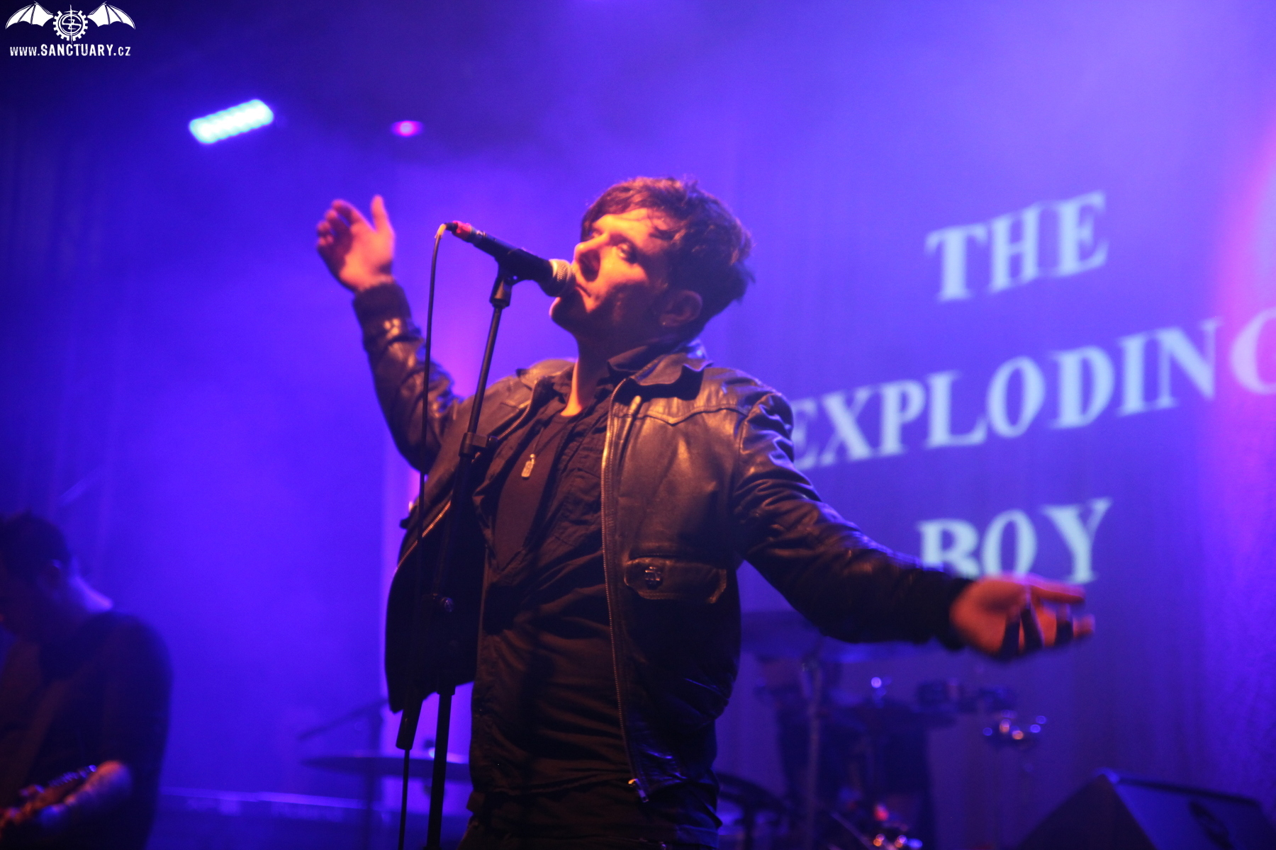 The Exploding Boy
