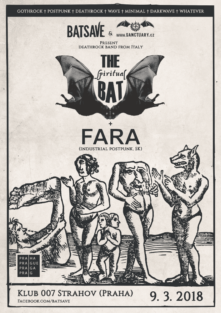 BatSave The Spiritual Bat FARA